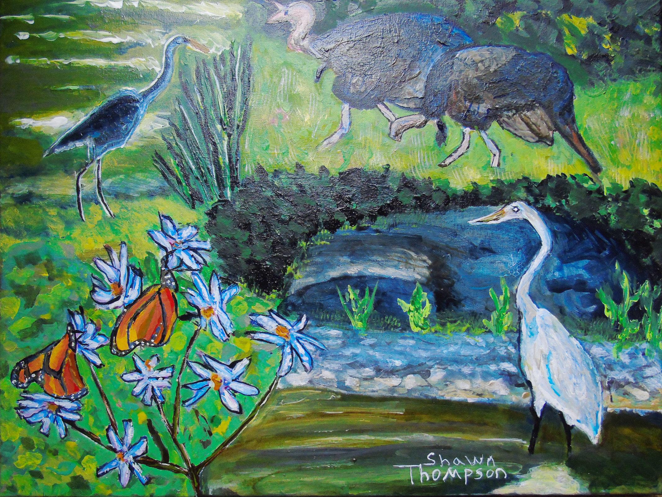 Bird Collage Final