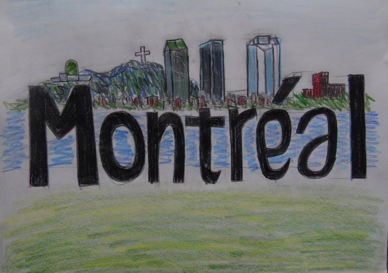 Montreal sign1