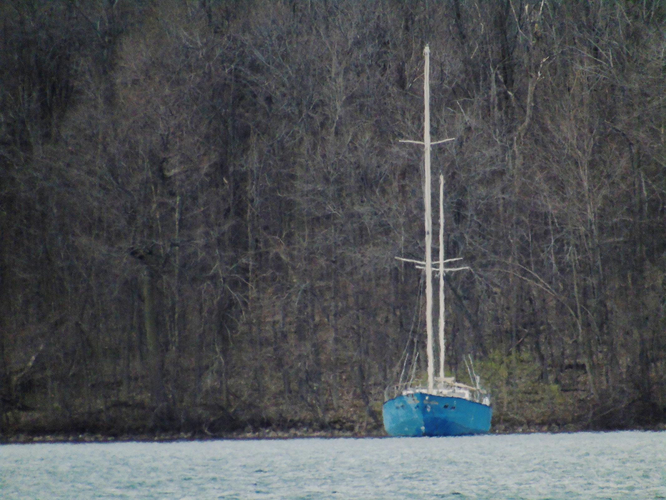 Blue sail 4
